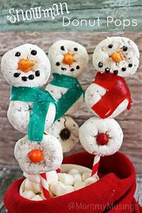 Cute Christmas Treats for Kids - Moms & Munchkins
