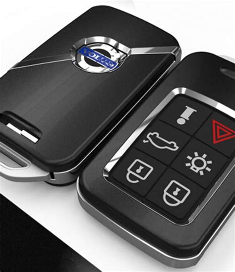 abs smart remote key case ring shell holder cover