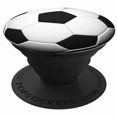 Soccer Ball Popsocket Popsockets Stand Grip Til