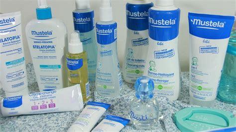 produits de toilette bebe mustela
