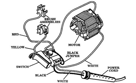 Speed Variable Trigger Drill Switch Wiring Diagram by 315 101210 Craftsman 3 8 In Reversible Drill Manual