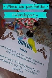 Partyspiele Kindergeburtstag Ab 10 : 80 besten pferde geburtstag bilder auf pinterest ~ Articles-book.com Haus und Dekorationen