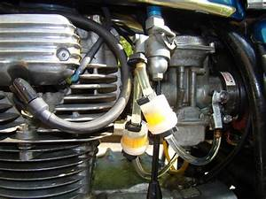 Does My 1971 Cb350k3 Have A Fuel Filter
