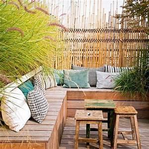 les 25 meilleures idees de la categorie petite terrasse With deco terrasse en bois