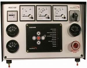 Murphy Generator Control Panels  Mgc 100