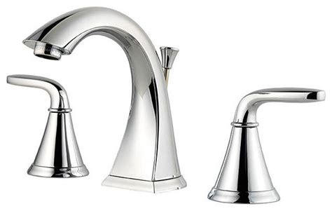 Pfister Pasadena Kitchen Faucet Bronze by Price Pfister Pasadena Lead Free 8 Inch Widespread