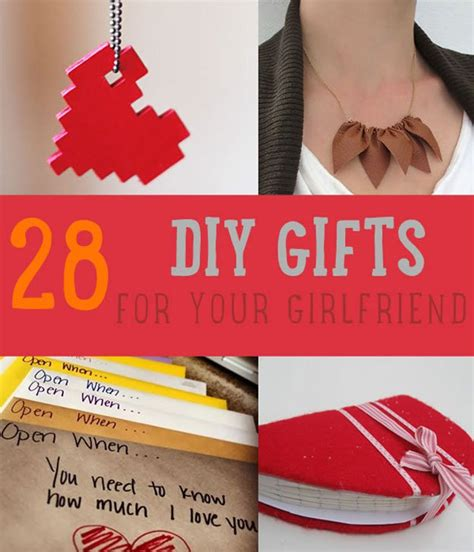 diy gifts   girlfriend christmas gifts