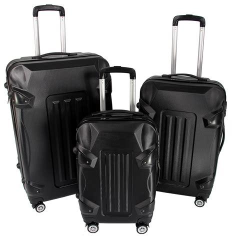 koffer set kaufen koffer set reisekoffer trolley hartschalenkoffer hartschale 1er 2er 3er carbon ebay