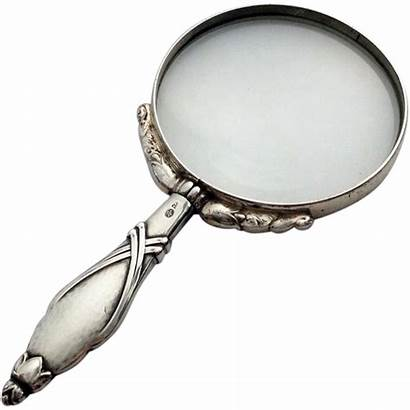 Magnifying Glass Antique Drawing Glasses Transparent Magnification