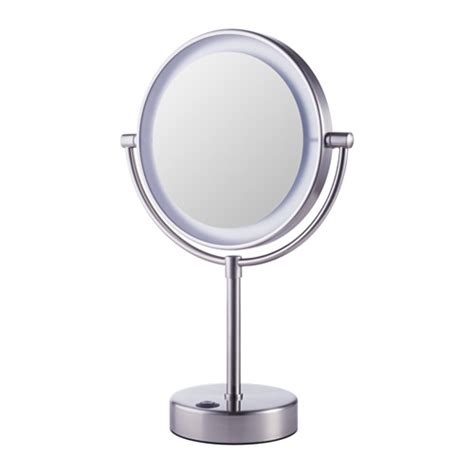 vanity mirror with lights ikea kaitum mirror with integrated lighting ikea