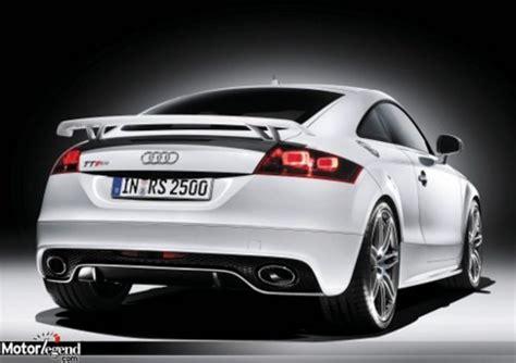 Rs Dual Clutch by Audi Tt Rs Dual Clutch En Septembre Actualit 233