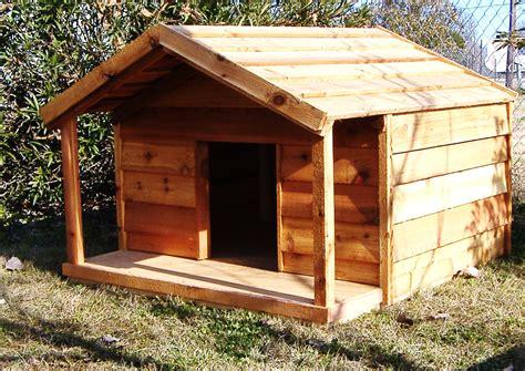 custom cedar dog house  porch custom ac heated insulated dog house