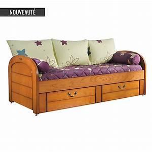 Canape lit gigogne camif lit gigogne avec dosseret macha for Tapis design avec canapé lit camif