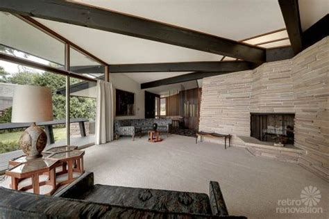 Stunning, spectacular 1961 mid century modern time capsule