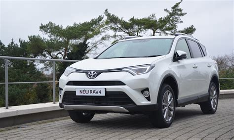 Toyota Rav 4 New by New Toyota Rav4 What S Changed