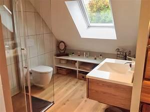 amenagement chambre parentale avec salle bain amnager une With salle de bain parentale