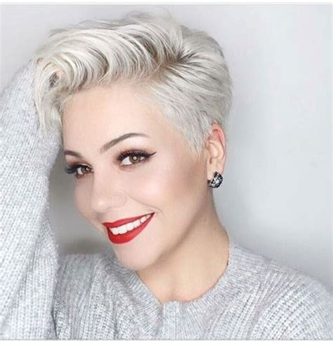 sweet and pixie hairstyles for women