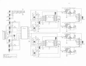Tech Rambles  Turnout Switch Controller Schematics