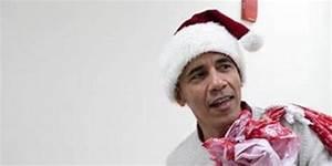 Weihnachtsmann Als Profilbild : barack obama ex us pr sident berrascht als ~ Haus.voiturepedia.club Haus und Dekorationen