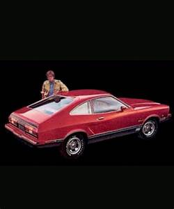 1978 Ford Mustang II Mach 1 for sale: photos, technical specifications, description