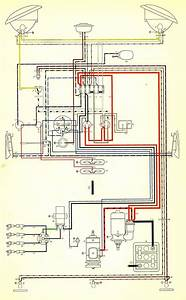 Vw Bus 1966 Wiring Diagram