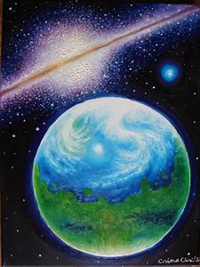 Space paintings | Korinna's Universe | Page 3