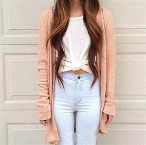 20 Style Tips On How To Wear High Waisted Jeans - Gurl.com ...