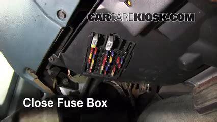 Interior Fuse Box Location Pontiac Bonneville
