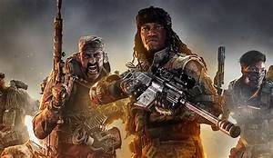 Call Of Duty Black Ops 4 Blackout Battle Royale Map And