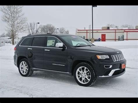 jeep summit black 2014 jeep grand cherokee summit black for sale dealer