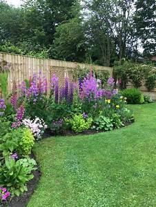 epingle par annette harwood sur gardening pinterest With idee amenagement jardin paysager 16 massifs de roses mon jardin reve