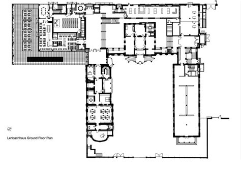 Erweiterung Des Lenbachhauses In Muenchen by Erweiterung Des Lenbachhauses In M 252 Nchen Elektro
