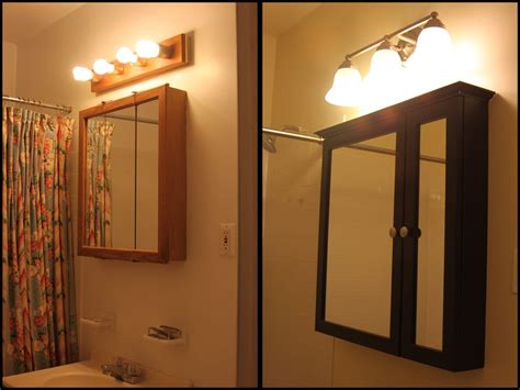 installed new medicine cabinet and light fixture yelp