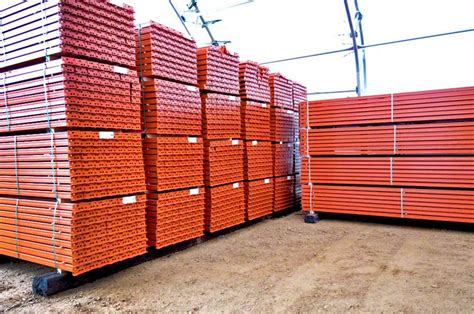 quot brand new interlake beams production overrun to find brand new interlake punched clip