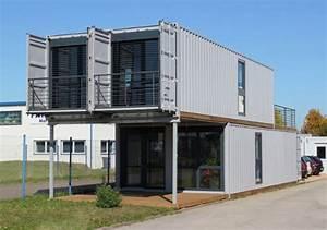 Containerhaus In Deutschland : die besten 25 container h user ideen auf pinterest ~ Michelbontemps.com Haus und Dekorationen