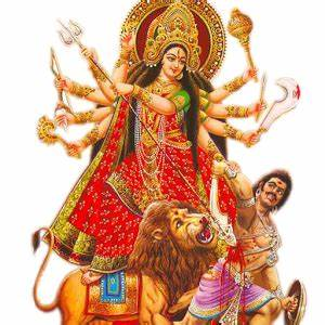 Goddess Durga Maa PNG Transparent Images - WordZZ