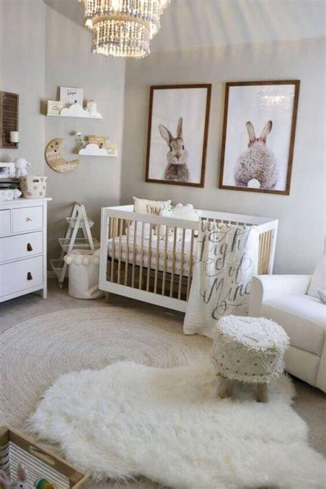cute baby room ideas nursery decor  boy girl  unisex