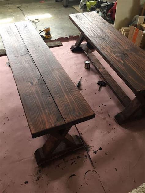 diy  brace bench  easy plans rogue engineer