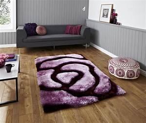 comment rafraichir l39interieur grace au tapis violet 23 photos With tapis violet et gris