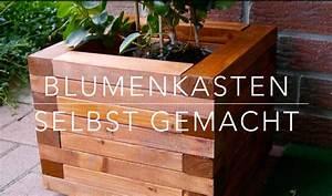 Blumenkasten Aus Terrassendielen Selber Bauen : diy blumenkasten aus holz kinderleicht bauen ~ Orissabook.com Haus und Dekorationen
