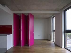 Cloisons Mobiles : mur mobile la solution astucieuse pour un int rieur ~ Melissatoandfro.com Idées de Décoration
