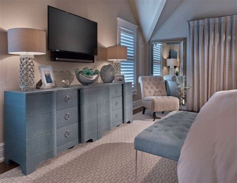 Tv In Bedroom Design Ideas by Bedroom Tv Ideas Bedroom With Tv Above Dresser How To