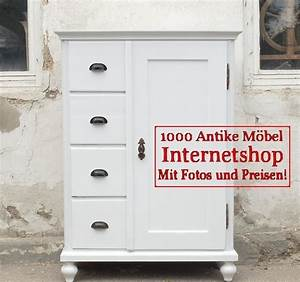 Alte Möbel Streichen Shabby Chic : antike weisser shabby chic brotschrank almer k chenschrank ~ Watch28wear.com Haus und Dekorationen