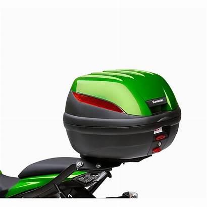 Kawasaki Lime Topcase 17p Zzr1400 Candy 39l