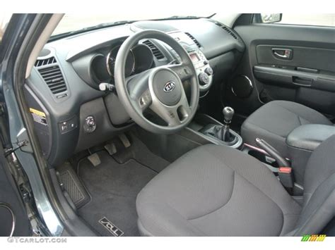 2011 Kia Soul + Interior Color Photos