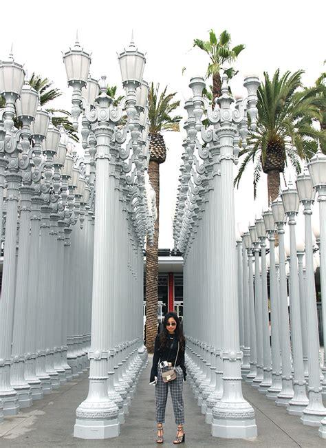light museum los angeles urban light los angeles bylily