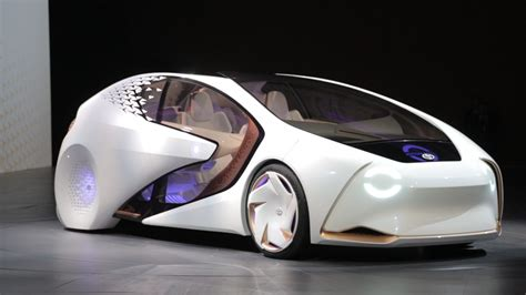 This Toyota Concept Wants To Make An Emotional Bond With