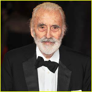 Celebrities React to Christopher Lee's Death – See Their ...