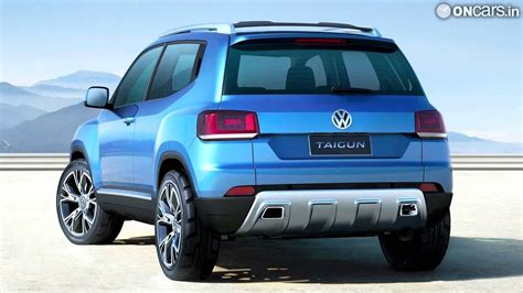 Volkswagen Could Launch Taigun Mini Suv In