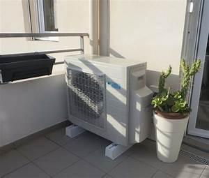 Climatisation Gainable Daikin Pour 100m2 : installation climatisation r versible daikin multisplit ~ Premium-room.com Idées de Décoration